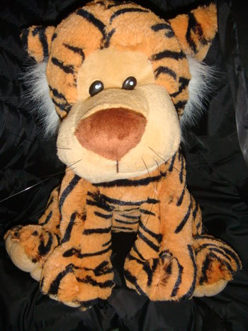 Flower Factory Tiger Stuffed Animal