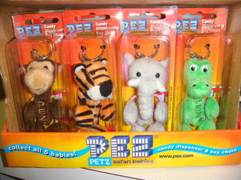 Jungle Pez
