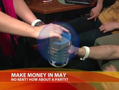 "New report on the ""Rent Party"""