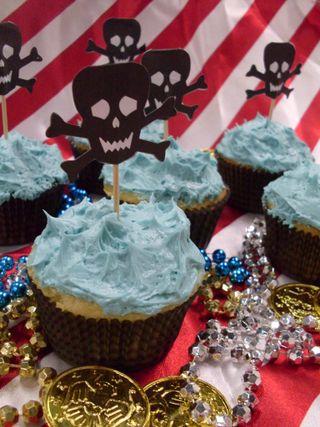 ITLAPD celebration cupcakes