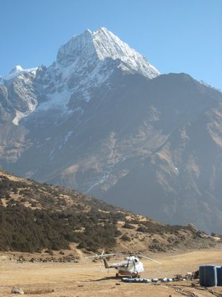 EVEREST, no seriously, it's huge