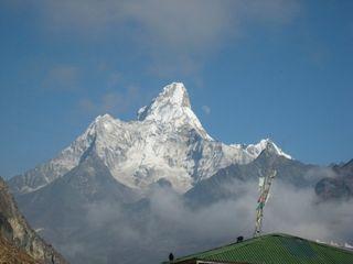 Everest, it's huuuuuuuge