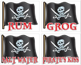 Pirate Printables Yarrrr gonna want to print these out