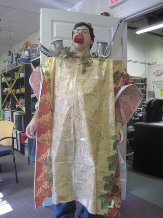 Main Course halloween DIY Costume