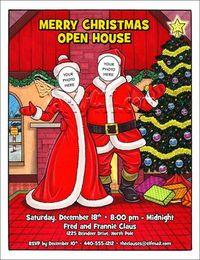 Invitechristmascouple