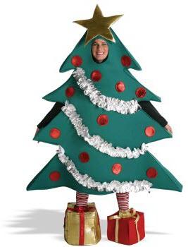 christmas tree - Christmas Dress Up