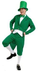 Leprechaun St Pats Costume