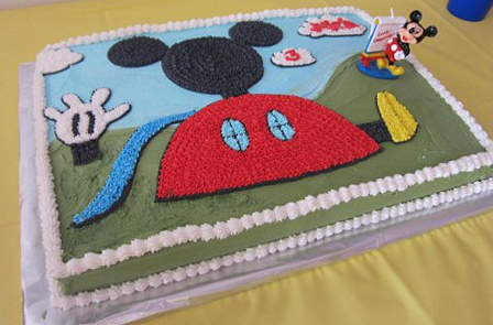 Sams Mom Mickey Mouse Theme Party Daily Party Dish