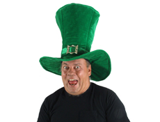 St pat giant hat