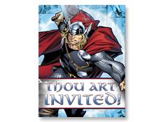 Thor Invites
