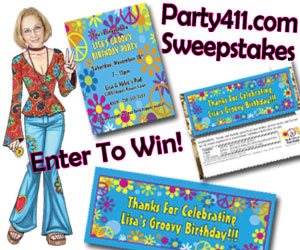 Enter to win the party411 contest