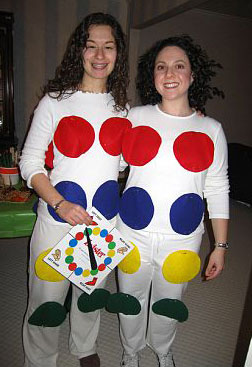 Twister Halloween Costumes