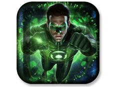 Green Lantern Plates