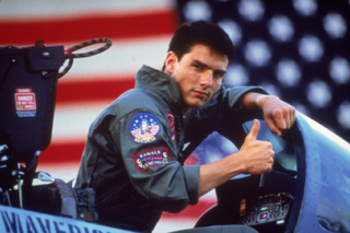 Top Gun. Thanks Paramount for such an awesome movie. 25 years! Yes