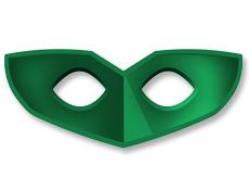 Green Lantern Mask