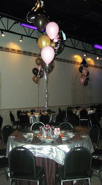 Chocolate Theme Party Linens