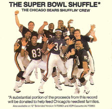 Does anyone remember the Super Bowl Shuffle