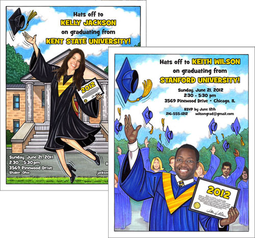 Graduation Open House Invitations And Wording Daily Party Dish