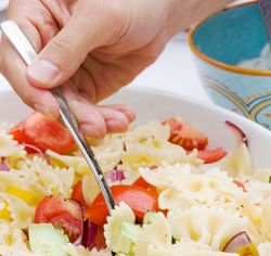 Pasta salad recipe for party