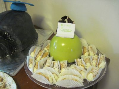 Star Wars theme party food