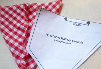DIY Party Bunting Tutorial