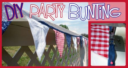 DIY Party Bunting