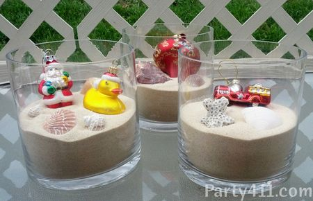 Christmas In July Party Food.Christmas In July Party Centerpiece Daily Party Dish