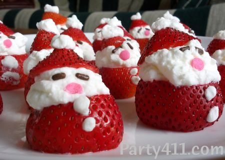 Christmas in July dessert ideas