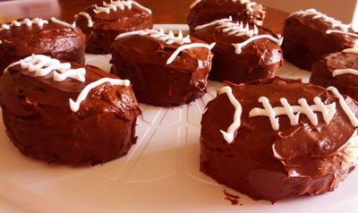 Football party recipe