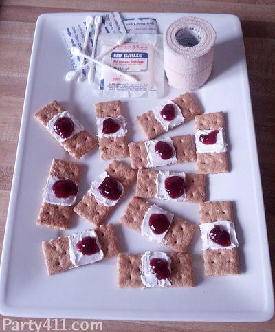 easy halloween snack ideas - Fun Halloween Party Snacks
