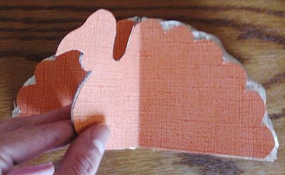How to make a book turkey