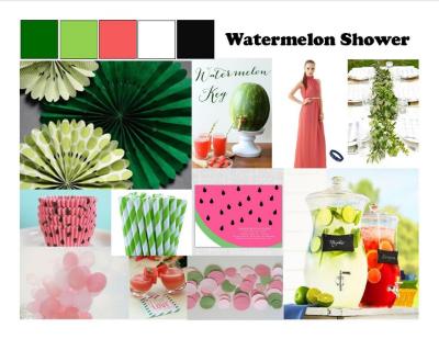 Shower inspiration boards 2