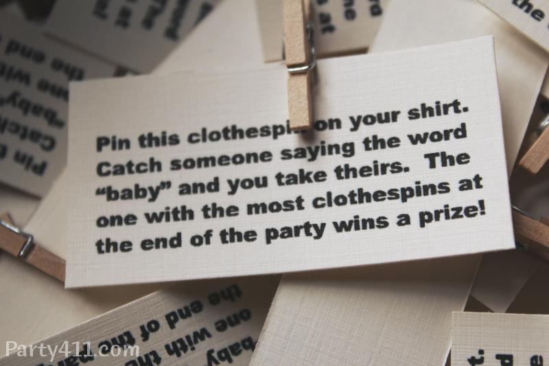 Clothespin game