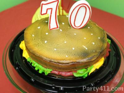 Mcd cake