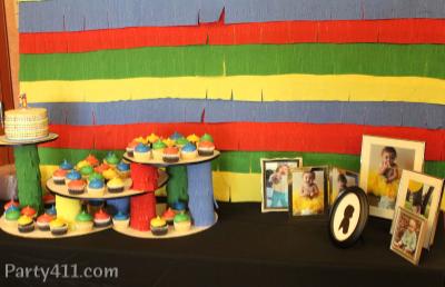 Fiesta Theme 1st Birthday Party Cake Smash Daily Party Dish