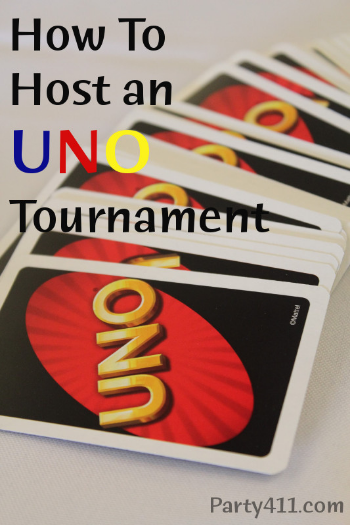 fiesta party ideas  how to host an uno tournament