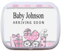 Baby Shower Mint Tin